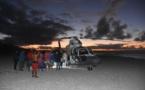 Le Dauphin réalise sa plus longue évacuation sanitaire : 3426 kilomètres