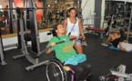 Trouver une salle en fauteuil roulant, c'est sportif