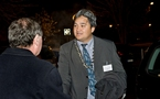 Sénateur Tuheiava  visite le CEA/DAM
