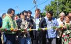Le nouveau pont de la Matatia inauguré