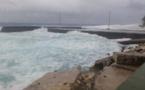 Les Australes touchés de plein fouet par le mauvais temps
