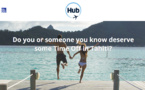 United Airlines offre un voyage à Tahiti à un Américain ayant un travail difficile