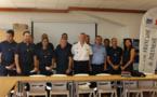 """Huit agents des douanes formés à la """"visite des navires"""""""