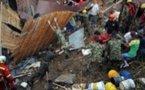 Colombie: 150 à 200 personnes ensevelies par un glissement de terrain