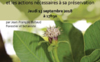 Conférence : jeudi soir à Opunohu découvrez la richesse florale polynésienne