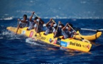 Va'a V6 - Tetiaroa Royal Race : Une victoire royale pour Shell Va'a