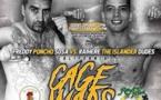 MMA - California Cage Wars : 20 secondes pour gagner par KO