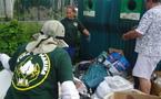 Nettoyage Citoyen à Mahina