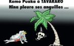 """"""" Hina pleure ses anguilles """" par Munoz"""