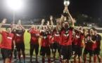 Football - Trophée des champions : Central bat Dragon 5-4 lors d'un match fou