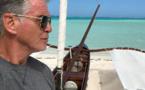 Pierce Brosnan à Tetiaroa