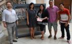 Pirae : la première bibliobox en service à la mairie