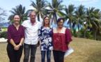 Trois jours de conférence avec des chercheurs du Pacifique