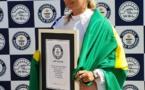 Surf de gros - Maya Gabeira : Record mondial validé pour la Brésilienne