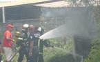 Incendie à Puurai