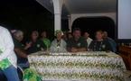 "Elections Mahina: QG de campagne ""chez l'habitant"" pour Ia Tura o Mahina à Mahinarama"