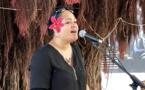 Manavib's en concert sur le paepae a Hiro