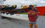 Près de 80 vaa embarqués samedi sur le Tahiti Nui