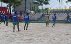 Beach Soccer: les qualifications de la coupe du monde 2011démarrent mercredi
