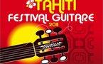 TAHITI FESTIVAL GUITARE: Deux artistes se produiront le 24 Février