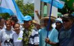 Oscar Temaru se dit victime d'une condamnation politique comme Pouvana'a