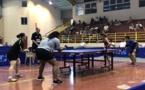Melveen Richmond et Ocean Belrose s'illustrent au tournoi international de tennis de table