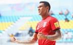 Beach soccer - Intercontinental Cup 2018 : Courte défaite 6-7 contre la Russie