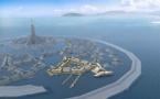 Le projet d'île flottante peine à rester à flot