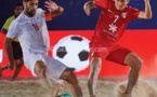 Beach Soccer - Intercontinental Cup : Tahiti perd 4-2 face à l'Iran