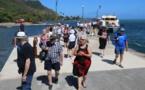 Depuis le début de l'année le fenua a accueilli 160 600 touristes