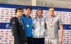 Natation - Championnat de France élite : Nicolas Vermorel vice-champion de France