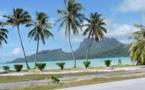 Le mouillage dans le lagon de Bora Bora réglementé