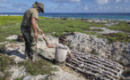 Bora Bora : un obus sera neutralisé dans le lagon