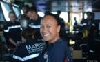 Portrait : Tehaapapa, volontaire dans la Marine nationale