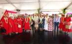 La 12e édition du Salon Te Noera a Te Rima'i ouvre ses portes à Mamao