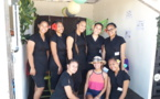 Graine de talent:  Les Bac Pro Esthétique au salon de la beauté et du bien-être