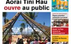 TAHITI INFOS N° 1305 du 13 décembre 2018