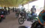 Les passionnés de moto réunis à Taravao