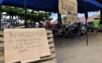 """Grève à Tahiti Valeurs : """"On pense durcir le mouvement"""""""