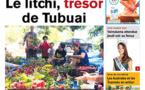 TAHITI INFOS N° 1309 du 19 décembre 2018