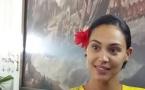 "Retour de Miss France : ""Venez habillés samedi en tenue locale"" (Hinarere Taputu)"