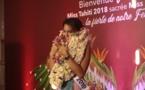 Vaimalama Chaves accueillie comme une reine