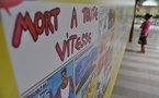 Une exposition de BD sur le thème: 2 ROUES, LIBERTÉ, RESPONSABILITÉ, SECURITÉ