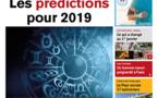 TAHITI INFOS N° 1316 du 3 janvier 2019