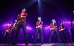 Le concert planétaire du boys band BTS au Liberty