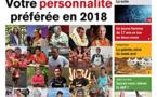 TAHITI INFOS N° 1317 du 4 janvier 2019