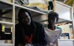 Au large de Malte, des migrants refusent de s'alimenter