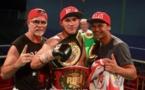 Cédric Bellais désigné boxeur de l'année 2018 par l'UBO