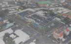 Le centre commercial Carrefour Arue sera agrandi
