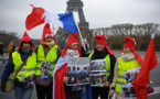 "Nouvelle mobilisation de femmes ""gilets jaunes"" en France"